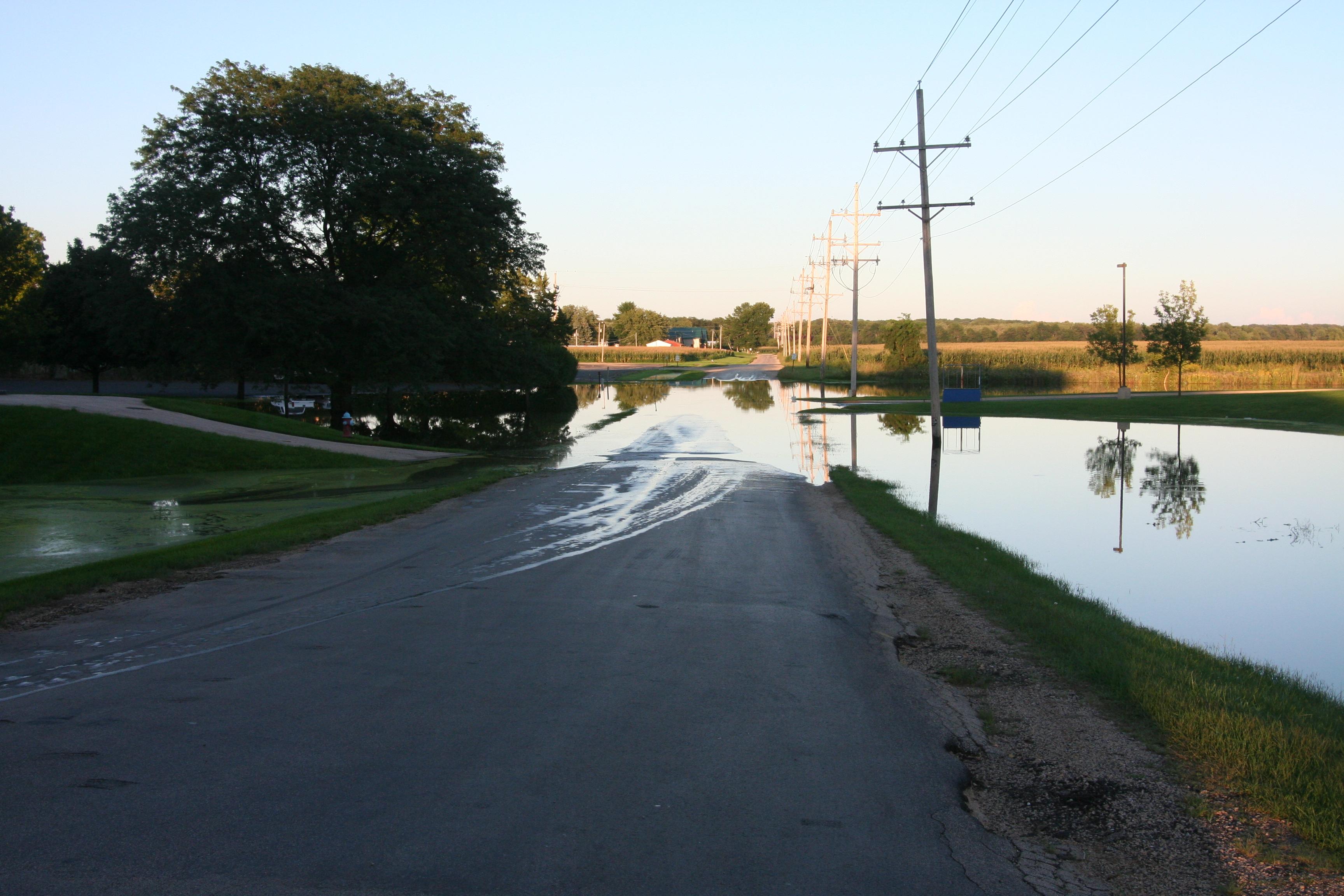Water Damage Restoration